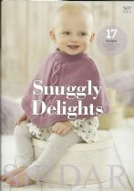 Sirdar Book 507 - Snuggly Delights - Snuggly Double Knit